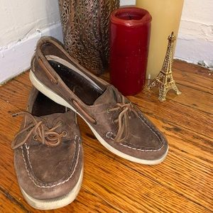 Women's Sperry Top-Sider Boat Shoe - Brown